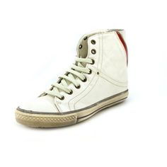 38.99 Steve Madden Lucahh Womens Size 9 White Leather Sneakers Shoes Steve  Madden c42207a8950ea