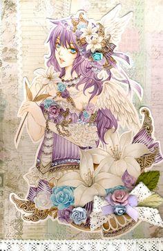 Lynx Anjali by *laverinne on deviantART