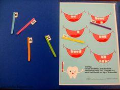Desert Crafter: More File Folder Games for Preschoolers: South Georgia Pediatric Dentistry Preschool Classroom, Math Games, Preschool Activities, Free Preschool, Preschool Printables, Kindergarten, File Folder Activities, File Folder Games, File Folders