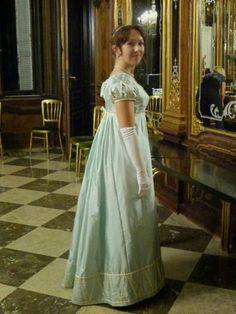 eva´s kleidertruhe: Regency Ball Gown/Grand Regency Ball in Hungary
