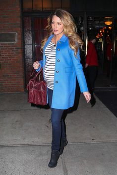 Blake Lively's best maternity style moments so far: