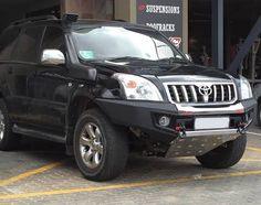 Kuvahaun tulos haulle prado 120 offroad front bumper