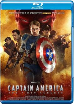 Captain America: The First Avenger 2011 Hindi Dubbed Dual Audio BRRip 350mb