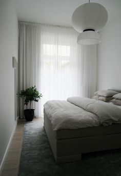 bedroom stockholmhome Scandinavianhome interior design nordicinspiration ikea minimalist interior home decor interiordesign bed &tradition lampe formakami pendent linen. minimalist home decorating . To view further for this article, visit the image link. Modern Minimalist Bedroom, Interior Design Minimalist, Minimalist Home Decor, Home Interior Design, Minimalist Kitchen, Minimalist Architecture, Minimalist Wardrobe, Minimalist Living, Kitchen Interior