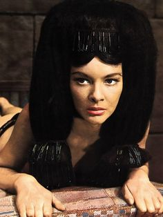 Barbara Brylska. Faraon [1965]