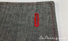La Pantigana: MsMSW: Falda Siri (sew along). Bastilla, Siri, Sewing, Skirts, Dressmaking, Sew, Stitching, Full Sew In, Costura