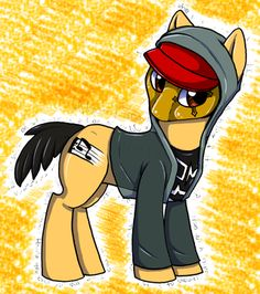 Danny pony ❤