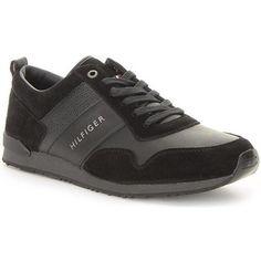 gave Tommy Hilfiger m2285axwell 11c1 heren sneakers (Zwart)