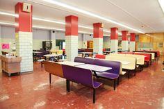 17 best Cafeteria Design images on Pinterest | Cafe design ...