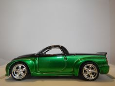 Chevrolet SSR, by ProMarkCo (www.1badride.com) (2006, China)