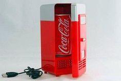 Mini Geladeira USB