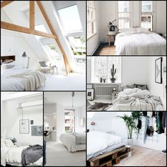 One blondie life: Board of inspiration: Dream house