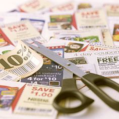 How to organize your coupons. I think I want to change what I just organized for my coupons :(