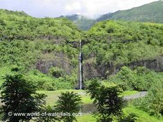 The Papenoo Valley Waterfalls page is where I'm placing the handful of waterfalls we managed to see while on a tour through the heart of Tahiti Nui. The three named waterfalls (or at least. Tahiti Nui, French Polynesia, South Pacific, In The Heart, Waterfalls, Islands, Tours, Mountains, World
