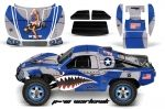 Traxxas Slash RC Body Short Course 1/10 scale Graphics Kit Upgrade