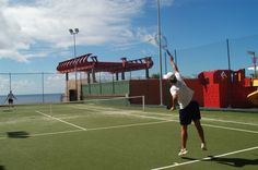 *Play Tennis in Gloria Palace Amadores* #GloriaPalaceAmadores #Tennis