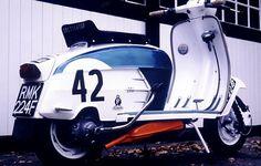 Lambretta SX200, Ancillotti exhaust