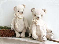 PATTERN Download to create teddy like Classic Bears by zverrriki