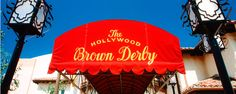 Dining with an Imagineer @ Brown Derby Hollywood Studios