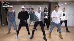 BTS 'Silver Spoon (Baepsae)' mirrored Dance Practice [eng sub] - YouTube