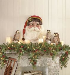 Instantly spruce up mantels and railings with a realistic look that's fit for any festive, wintertime display--indoors or out.