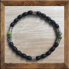 #CONNECT TO THE EARTH #Mala: Black #ONYX absorbs and transforms negative #energy, and helps to prevent the drain of personal #energy. #RAINFOREST #JASPER can be used to invigorate or #renew your emotional state. It brings hope and #positive energy to alleviate #depression or lethargy.