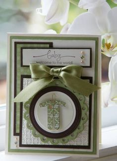 Grandchild#5 by flicflac Mama - Cards and Paper Crafts at Splitcoaststampers