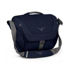 Osprey Herren Umhängetasche Flap Jack Courier Twilight Blue