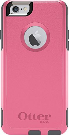 OtterBox COMMUTER iPhone 6/6s Case - Frustration-Free Packaging - PINK SHADOW (HIBISCUS PINK/GUNMETAL GREY) OtterBox http://smile.amazon.com/dp/B00Z7STUM4/ref=cm_sw_r_pi_dp_nBORwb0P3TPR9