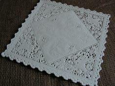 50 pieces  Square  White 10 Lace Paper Doilies by Mydaisy2000, $18.00