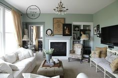 Living Room Redo {Shop My Own House} | Jeanne Oliver