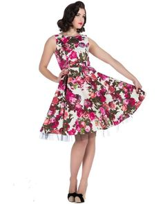 H&R | Audrey Florat Swing Dress - Tragic Beautiful buy online from Australia