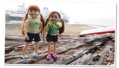 Maplelea fans, young and old, love to take pictures of their dolls in action, amid our beautiful Canadian scenery. Photography Gallery, Fan, Dolls, Cute, Blog, Pictures, Beautiful, Baby Dolls, Photos