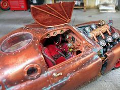 VWVortex.com - Steampunk Cars