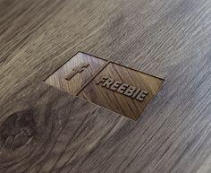 Free Wood Logo Mockup from designify Photoshop Text Effects, Photoshop Elements, Photoshop Edits, Adobe Photoshop, Lightroom, Wood Logo, Free Mockup Templates, Web Design, Logo Design