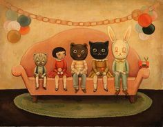 Costume Party, Emily Winfield Martin