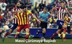 Barcelona'da Lionel Messi Tedirgin Ediyor!