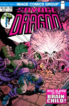 The Savage Dragon (1993) Issue #78 - Read The Savage Dragon (1993) Issue #78 comic online in high quality