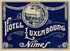 Hotel Lux.