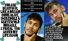 I, I LOVE YOU Like a Love Song, baby !!!!!!!!!!!!!!!!!! <3 <3 <3 <3 <3 I Love You, My Love, Dream Baby, Save Me, Neymar, Love Songs, Lyrics, Feelings, Te Amo