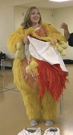 Mascot Costumes, Cheerleading, Behind The Scenes, Harajuku, Fur Coat, Cosplay, Disney, Animals, Outfits