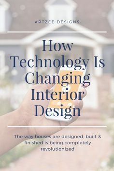 Interior Design Technology Advances | Modern Interior Design Development | #interiordesigntips #homedecorhacks