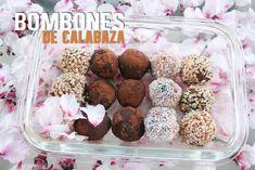 ¡Sorprende a alguien con estos bombones de calabaza y cacao! - Peca sin remordimiento: sin azúcar, sin gluten, sin lactosa ¡capricho sano! - fitsters.es