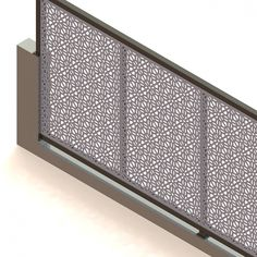11 Best Metal screens images | Facades, Interior architecture, Wall