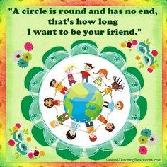 Quotes About Friendship and Friends - Parent