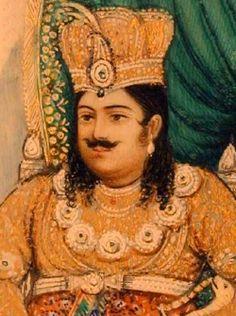 H.M. Hazrat Khalid, 'Abul Mansur Nasir ud-din, Padshah-i-'Adil, Kaiser-i-Zaman, Arangha Sultan-i-'Alam, Muhammad Wajid 'Ali Shah Bahadur,
