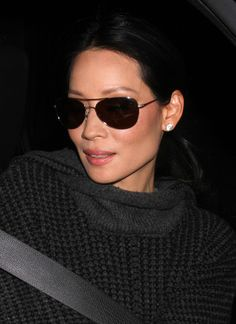 Lucy Liu Photos - Premiere Of Tribeca Film's Detachment Hosted By American Express