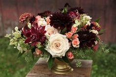 beautiful and unusualCincinnati wedding and event flowers