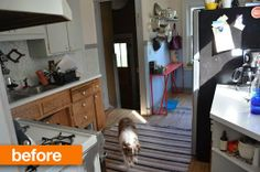 Before & After: Claire & Jeffrey's Mostly DIY Kitchen Renovation USEFULL SITE