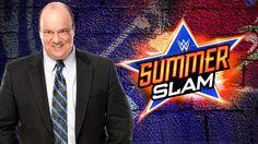 """Paul Heyman reveals his SummerSlam weekend """"breaking news"""""""